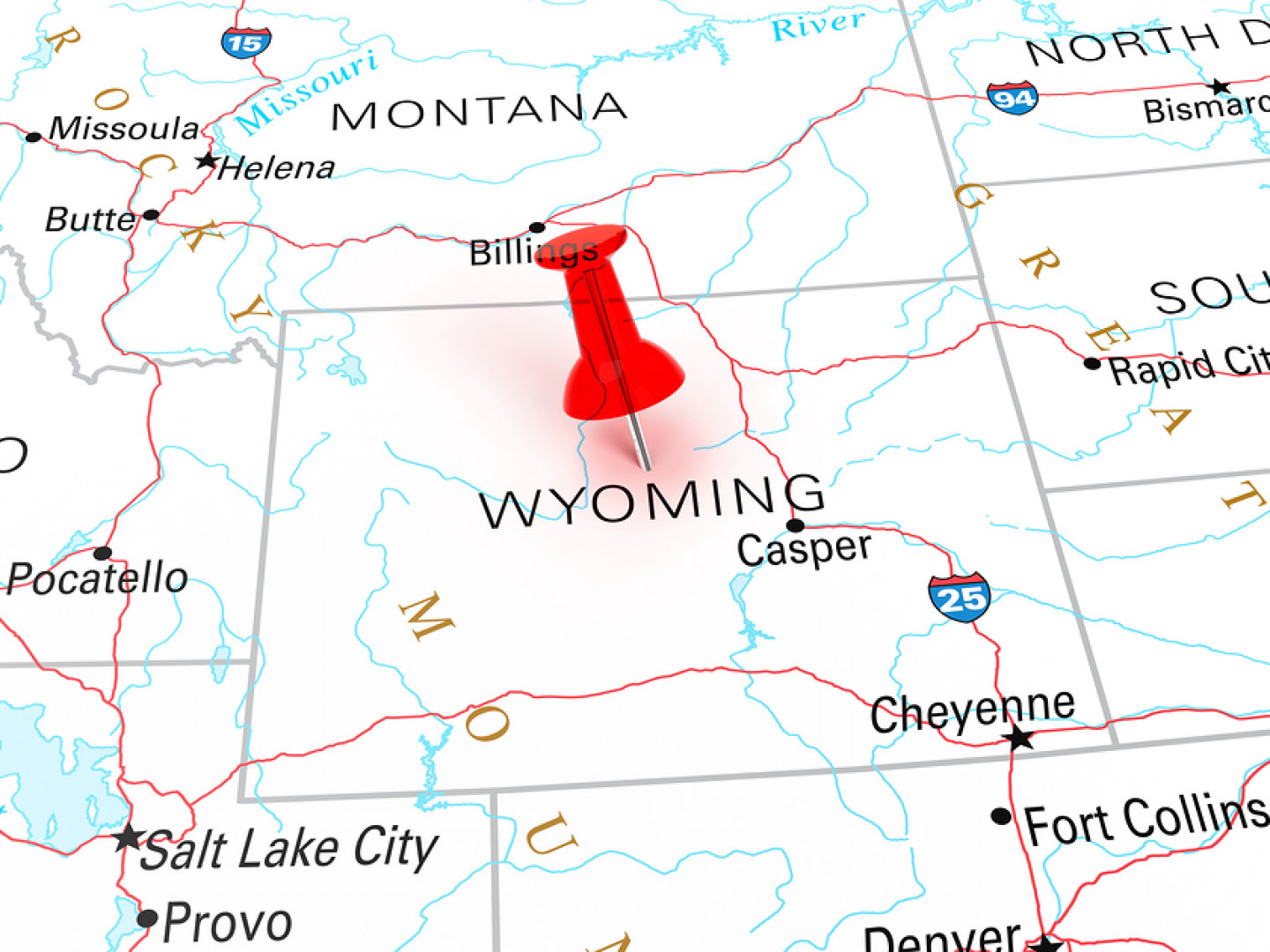 Looking for a great rental property in Casper, Wyoming?